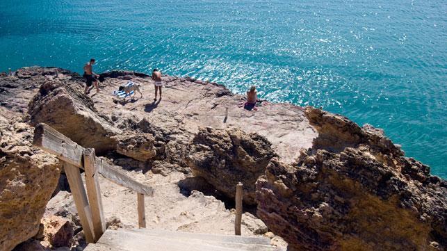Playas de Sant Antoni