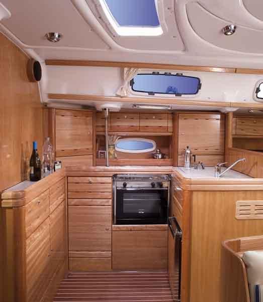 Bavaria 50 Noleggio Barche A Vela In Ibiza Italiano
