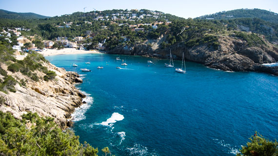 Image result for cala vadella