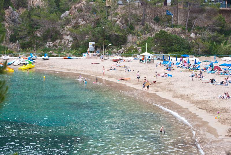 Beaches of Sant Joan - English