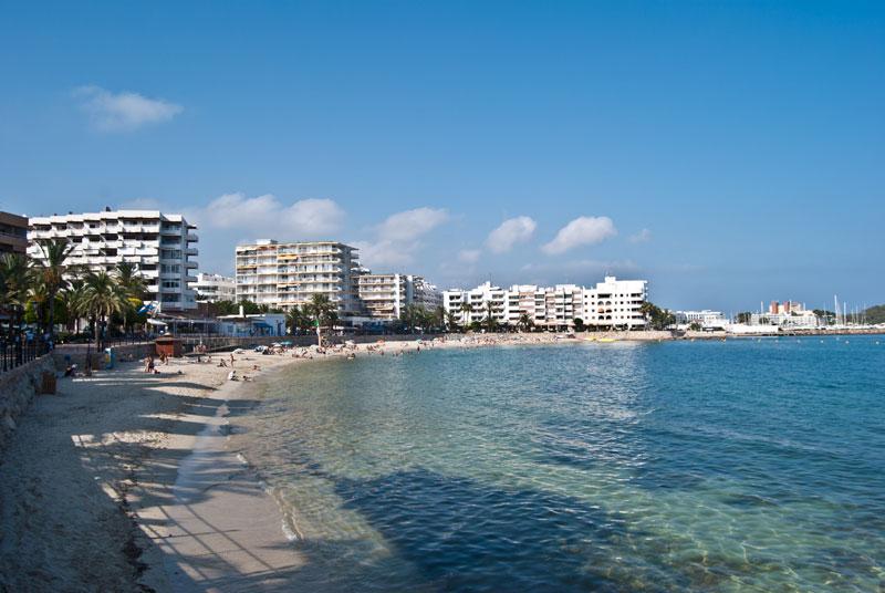 Santa Eulalia Beach English