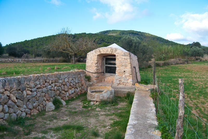 Pozo des Plá de Corona - Solo Ibiza
