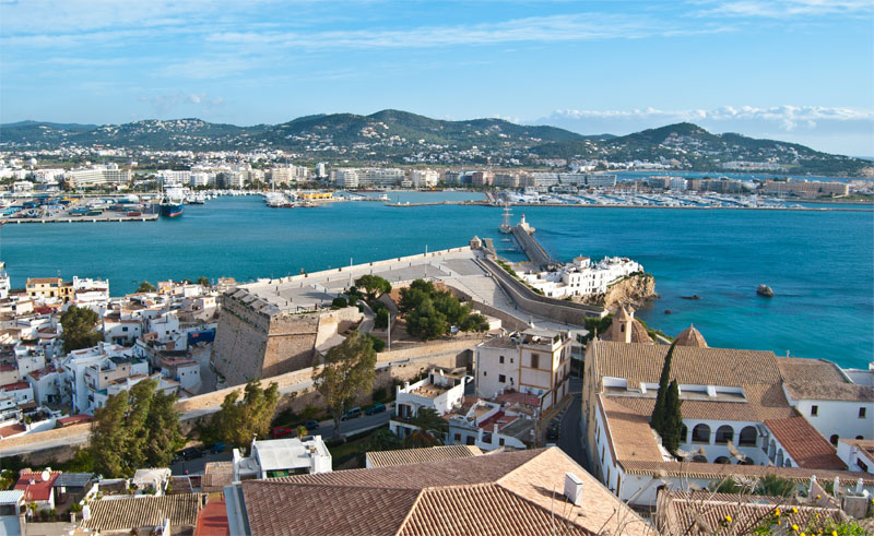 Ibiza ciudad fotos turismo hoteles en ibiza ciudad solo for Oficina de turismo ibiza