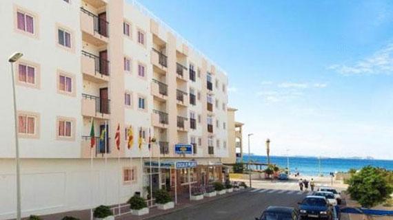 Apartamentos Es Caló Playa