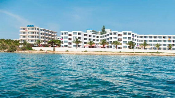 Apartamentos playa sol ii ibiza solo ibiza - Apartamentos baratos vacaciones playa ...