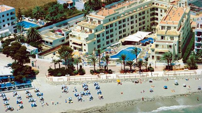 Hoteles apartamentos orqu dea ibiza english - Apartamentos santa eulalia ibiza ...