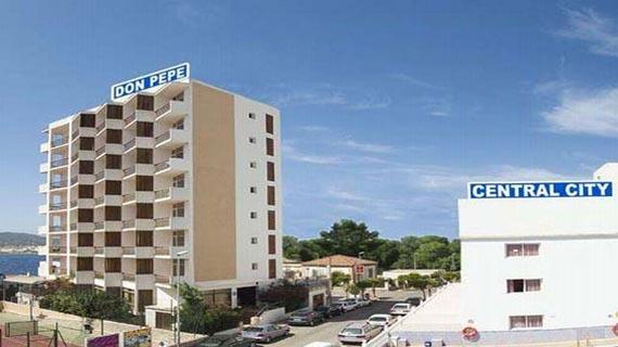 Aparthotel Don Pepe