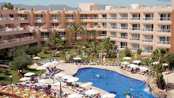 Hoteles apartamentos tropic garden ibiza english - Apartamentos santa eulalia ibiza ...