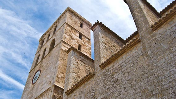 Cathédrale d'Ibiza
