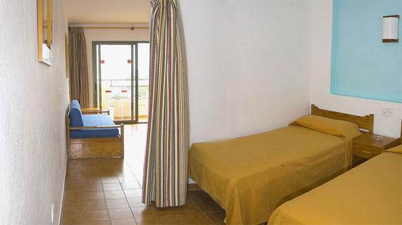 Apartamentos Confort Plaza