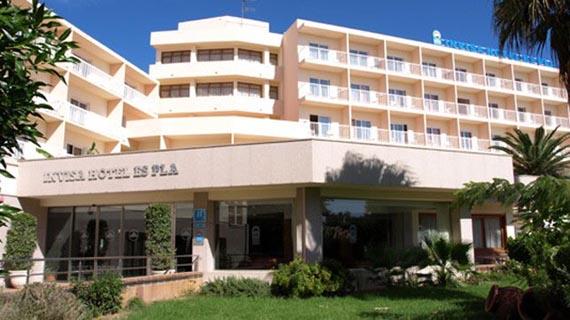 Hotel Es Pla