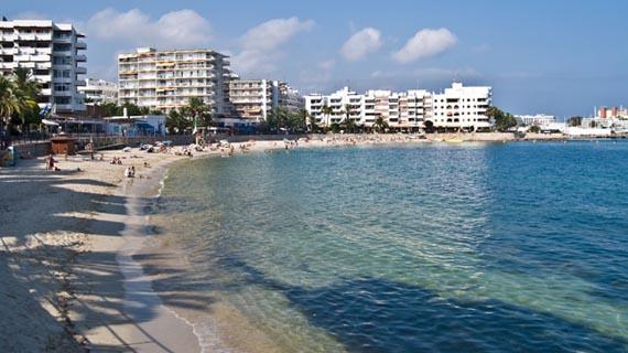 Playa de Santa Eularia