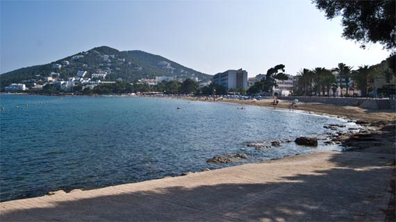 Playa de Riumar