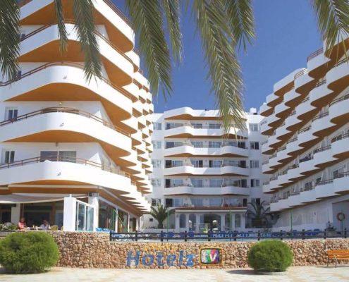 Apartamentos Mar y Playa Hotel 3 estrellas: grupos hosteleros de Eivissa
