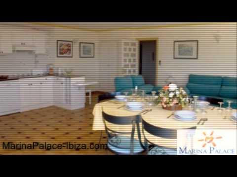 El rincón hostelero de Ibiza de Apartamentos Marina Palace Ninguno