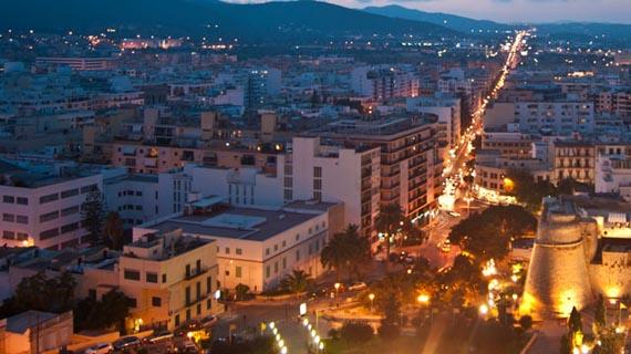 Alojamientos Ibiza Ciudad