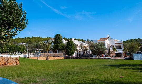 Hostales en Santa Eulalia